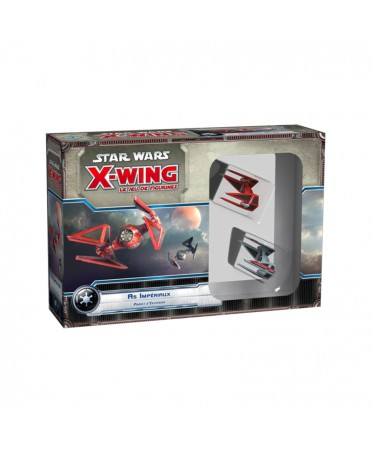 star wars X-wing : extension As Impériaux - Boite