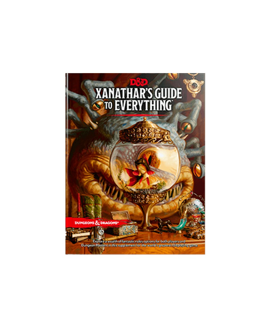 xanathar's guide to everything - photo