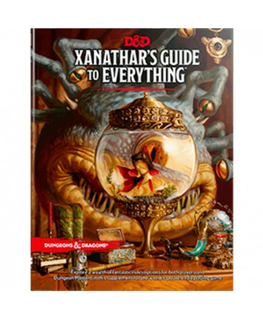 xanathar's guide to everything - zoom
