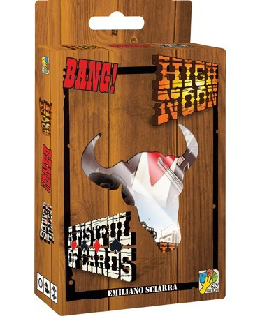 Bang - High Noon & A Fistful of Cards (VF)