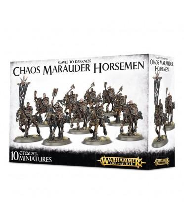 Boite Cavaliers Maraudeurs du Chaos (x10)