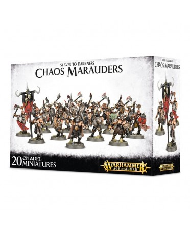 Maraudeurs du Chaos (X16)