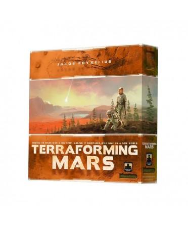 Boite du jeu terraforming mars
