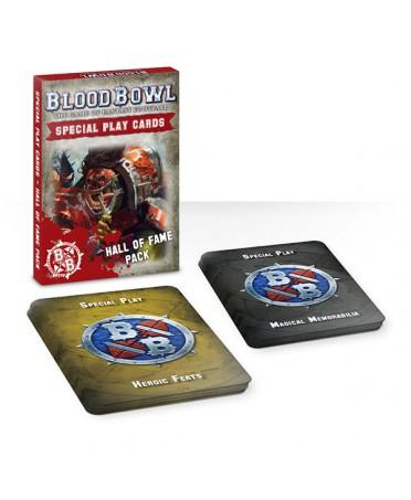 Blood Bowl : Cartes spéciales pack Panthéon