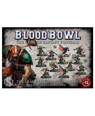 Blood Bowl : Skavenblight Scramblers