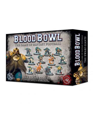 Blood Bowl : The Dwarf Giants
