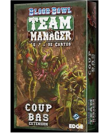 Blood Bowl Team Manager - Coup Bas (VF)