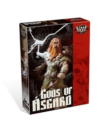Blood Rage - Extension Dieux d'Asgard