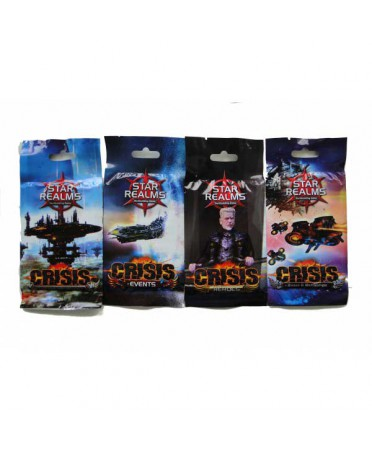 Booster: Star Realms - Crisis - Flottes et Bastion