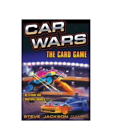 Car Wars - The Card Game (VO)
