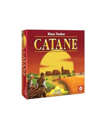 Catane - Nouvelle Version