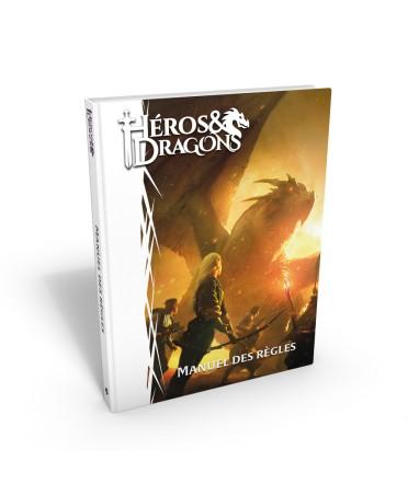 Héros et Dragons : Manuel des Règles | Boutique Starplayer