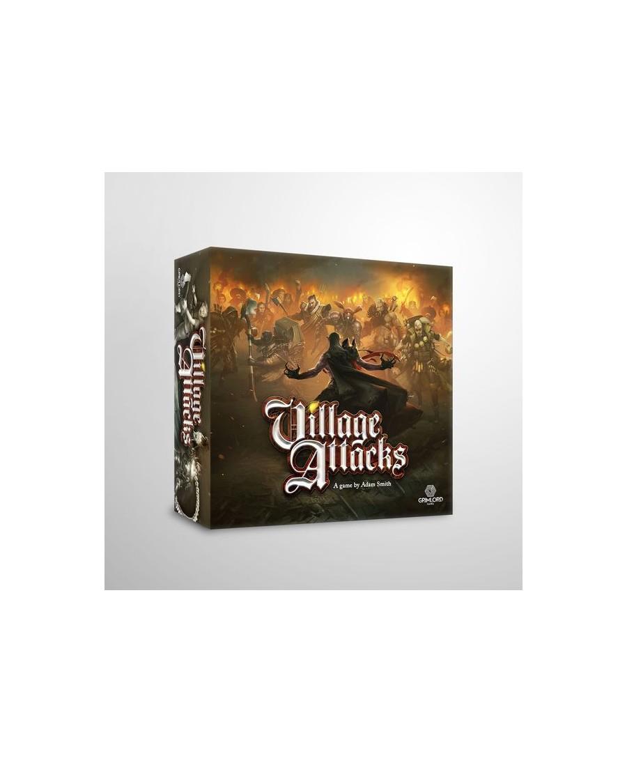 Village Attacks : Boîte de Base | Boutique de jeux de Plateau Starplayer