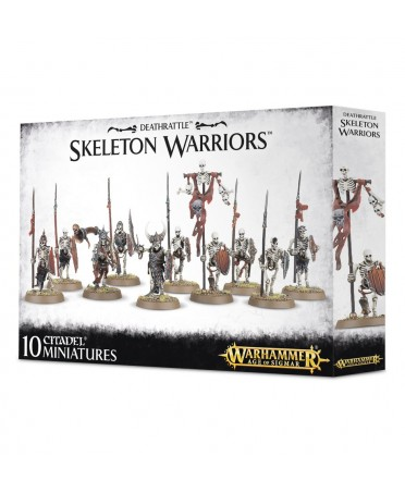 Deathrattle : Skeleton Warriors | Boutique Starplayer