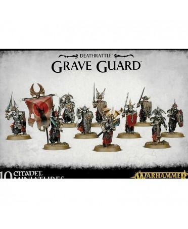 Deathrattle : Grave Guard | Boutique Starplayer