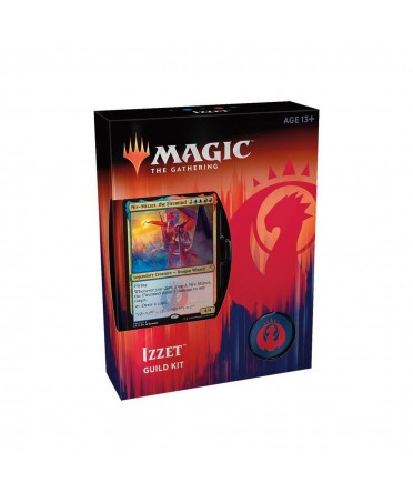 Magic The Gathering : Kit de Guildes de Ravnica - Izzet   Boutique de jeux de cartes Starplayer