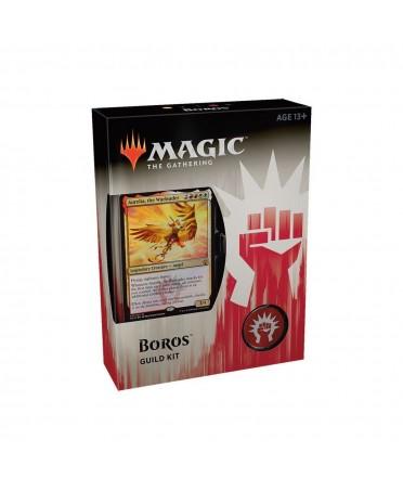 Magic The Gathering : Kit de Guildes de Ravnica - Boros   Boutique de jeux de cartes Starplayer