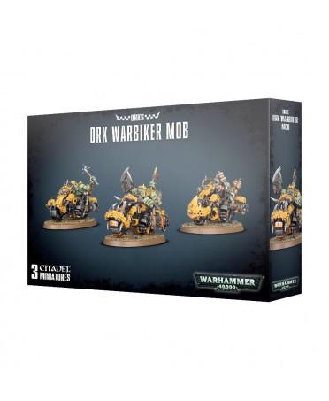 Orks : Bande de Motards de Guerre Orks | Boutique de jeux de figurines Starplayer
