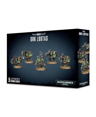 Orks : Lootas / Burnas | Boutique Starplayer