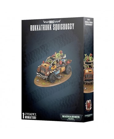 Orks :  Rukkatrukk Squigbuggy | Boutique Starplayer
