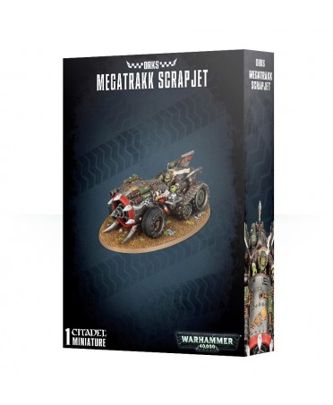 Orks : Megatrakk Scrapjet | Boutique de jeux de Figurines Starplayer