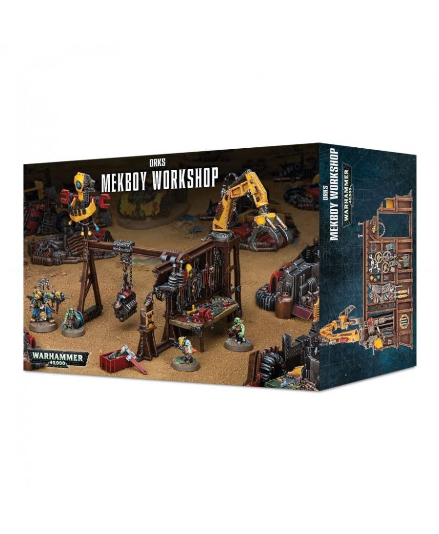 Orks :  Mekboy Workshop | Boutique Starplayer