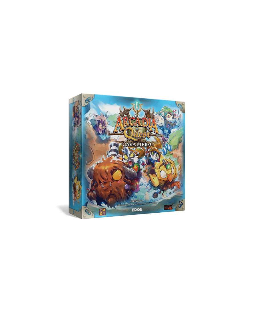 Arcadia Quest : Cavaliers | Boutique Starplayer