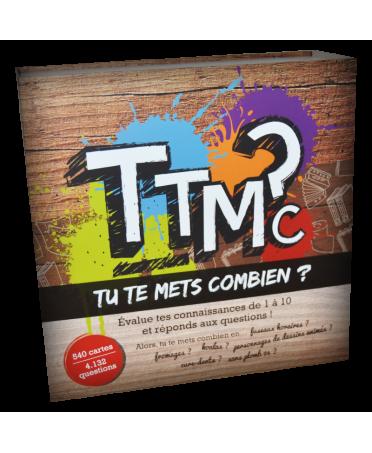 TTMC : Tu Te Mets Combien ?  | Boutique de Jeux Starplayer