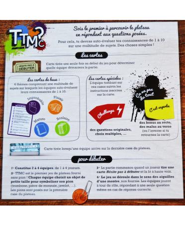 TTMC : Tu Te Mets Combien ?  | Boutique Starplayer | Jeux de Société