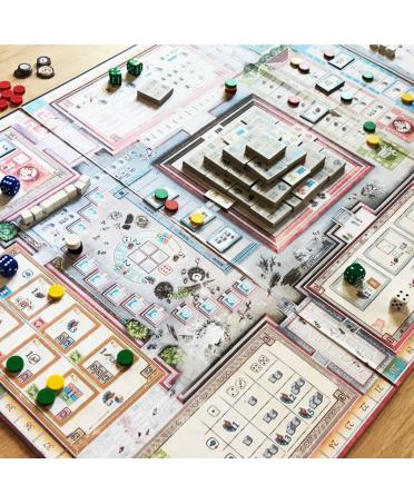 Teotihuacan : La Cité des Dieux   Magasin Starplayer   Jeux de Plateau