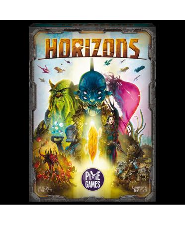 Horizons | Boutique Starplayer | Jeux de Société