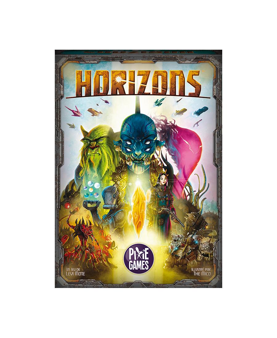 Horizons   Boutique Starplayer   Jeux de Société