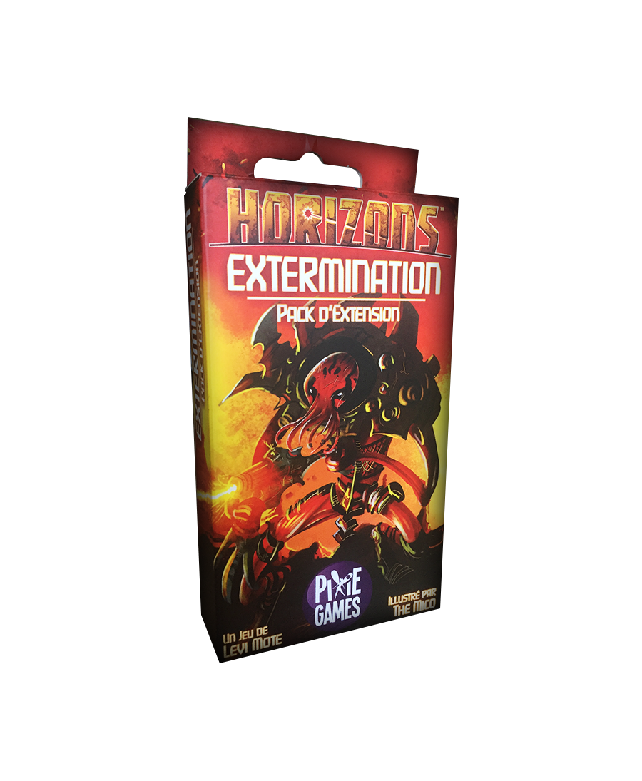 Horizons : Extermination | Boutique Starplayer
