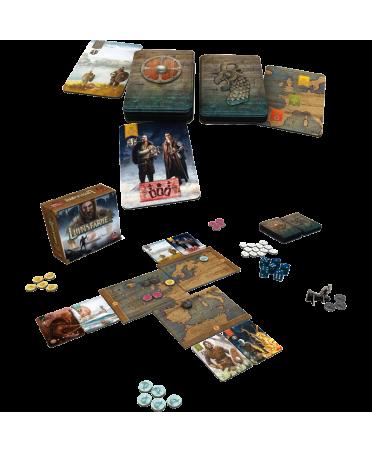 Lindisfarne   Magasin Starplayer   Jeux de Société