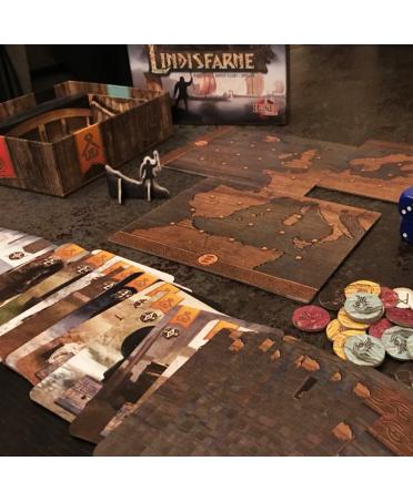 Lindisfarne   Boutique de jeux de société Starplayer