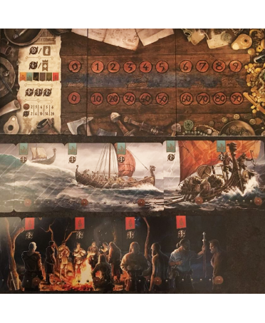 Lindisfarne   jeux de société de vikings