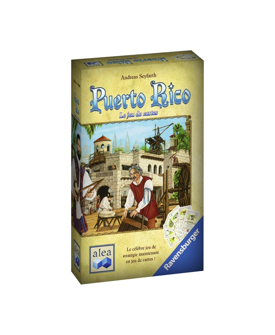 Ravensburger Puerto Rico le jeu de cartes
