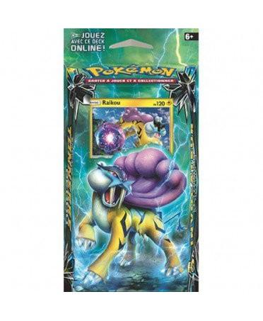 Pokémon : SL8 Tonnerre Perdu - Starter Raikou (VF) | Boutique Starplayer