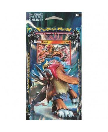 Pokémon : SL8 Tonnerre Perdu - Starter Entei (VF) | Boutique Starplayer