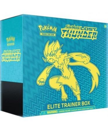 Pokémon : Tonnerre Perdu - Coffret Dresseur d'Elite  | Boutique Starplayer