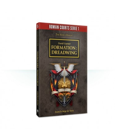 Romans Courts : Tome n°5 - Formation Dreadwing | Boutique Starplayer
