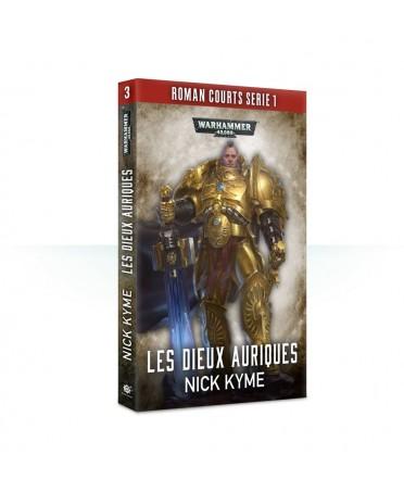 Romans Courts : Tome n°3 - Les Dieux Auriques | Romans Courts | Boutique Starplayer