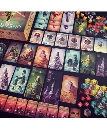 Unearth | Nouveauté 2018 Jeux de Société | Boutique Starplayer