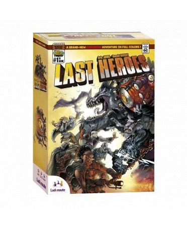 Last Heroes   Boite de Base   Boutique Starplayer
