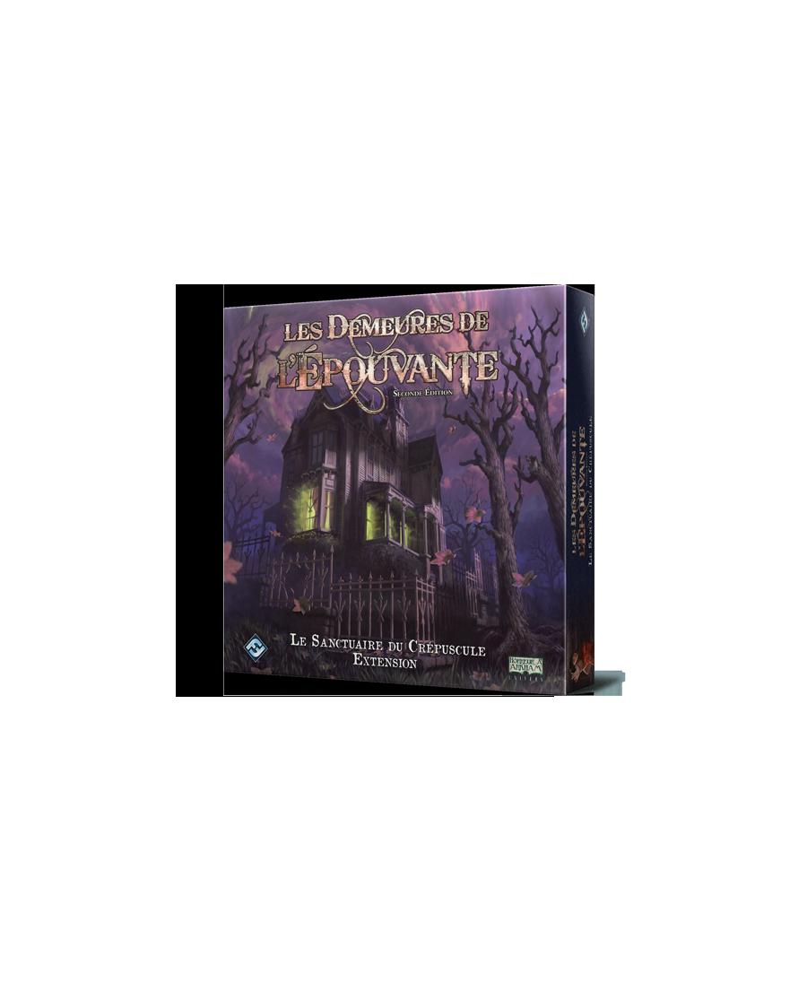 Les Demeures de l'Épouvante : Le Sanctuaire du Crépuscule | Boutique Starplayer