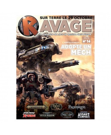 Ravage n°14 | Boutique Starplayer