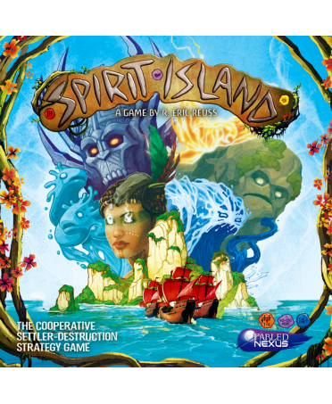 Spirit Island (VF) | Boutique Starplayer