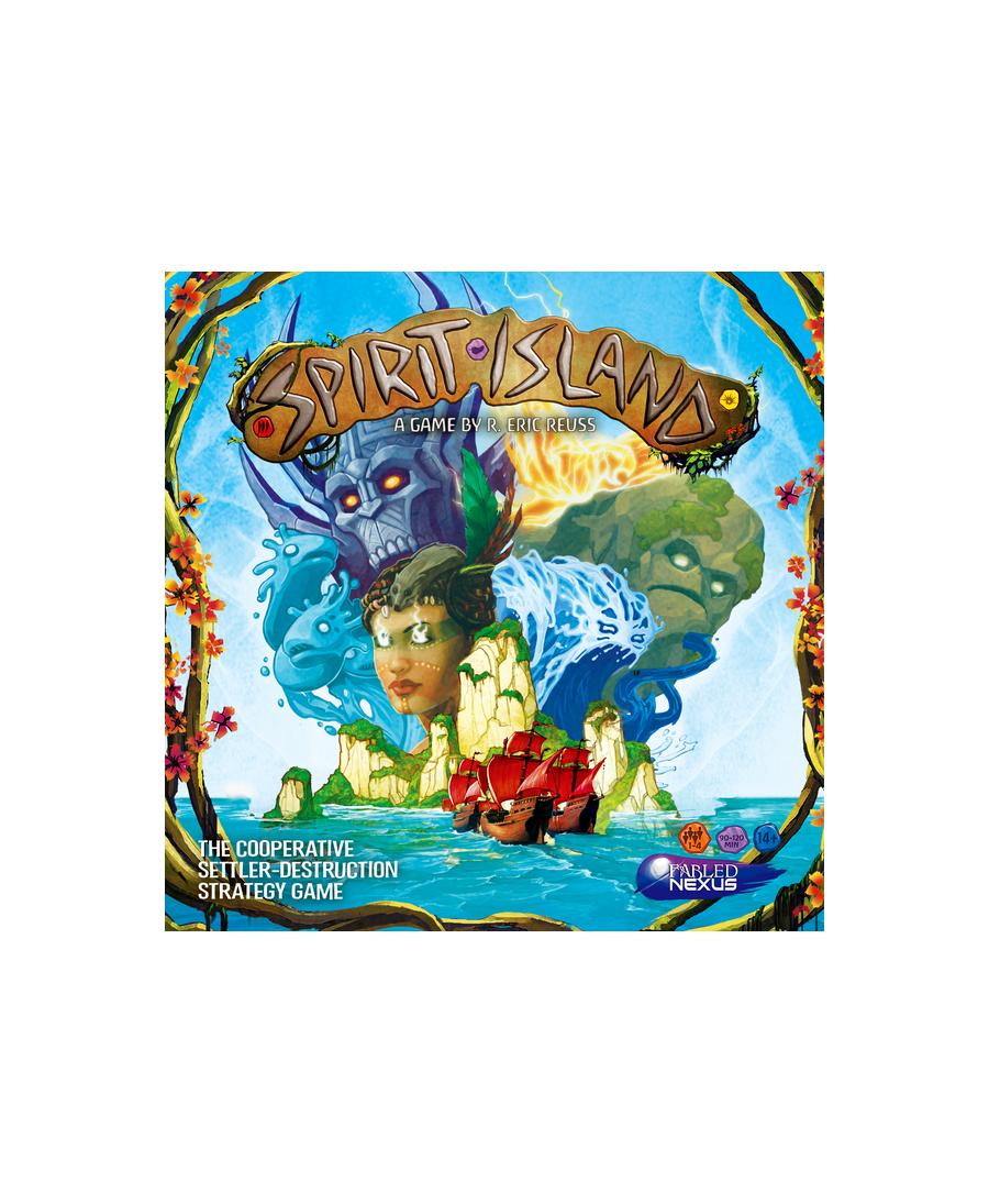 Spirit Island (VF) | Boutique Starplayer