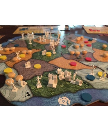 Spirit Island (VF) | Jeu de Société | Boutique Starplayer