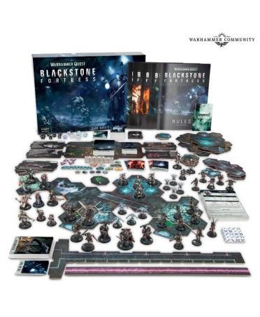 Warhammer Quest : Blackstone Fortress (VF) | Jeux de Société avec des Figurines | Boutique Starplayer